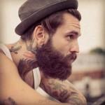 barbas hypster