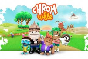 Chromville, app molona para niños