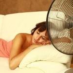 dormir en verano