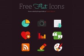 Free Flat Icons, el nuevo lenguaje de los iconos