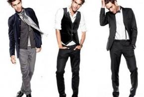 Hombres que saben vestir