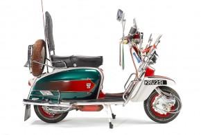 Se subasta la Lambretta original
