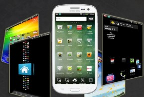 Los launchers de android