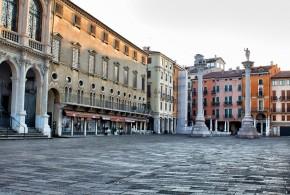 Vicenza la ciudad de Palladio