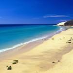 bonita playa de fuerteventura
