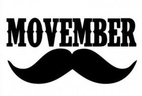 Movember, una buena excusa para dejarte bigote