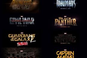 Las fechas de estreno de la Fase 3 de Marvel