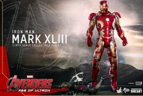 La nueva armadura de Ironman