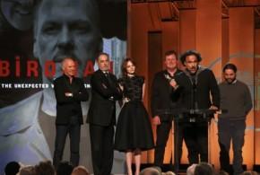Birdman, la gran triunfadora de los Oscars